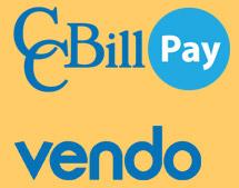 CBILL Vendo Logos