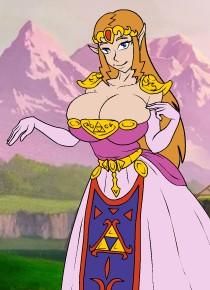 Princess XXXelda