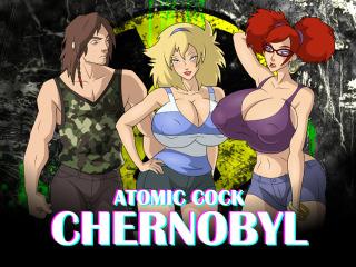 Chernobyl Atomic Cock