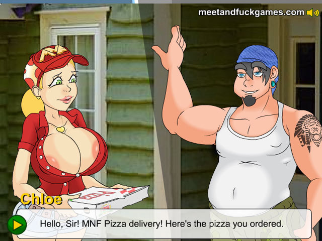 Chloe's New Job: Pizza Delivery Girl small screenshot - number 3