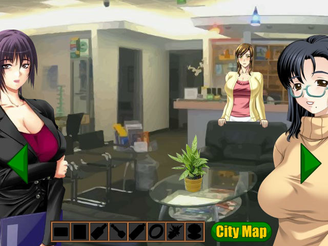 Detective rpg sex game