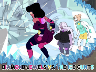 Diamond Jewels vs. The Ice Cunts