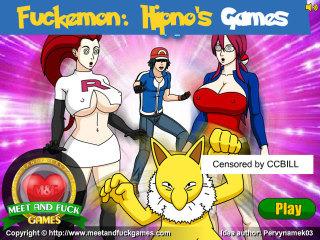 Fuckemon: Hipno's Games