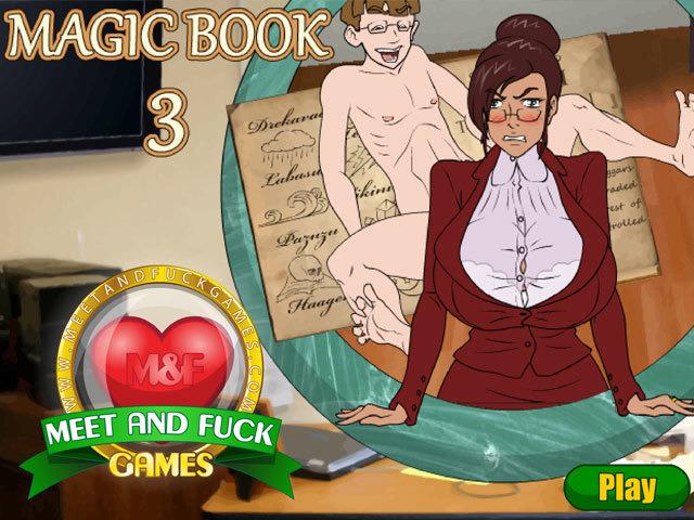 Meet and fuck magic