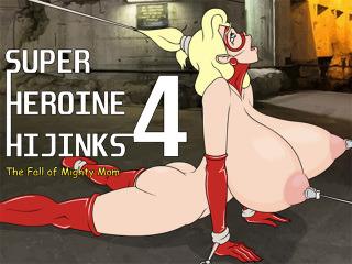 MNF: Super Heroine Hijinks 4