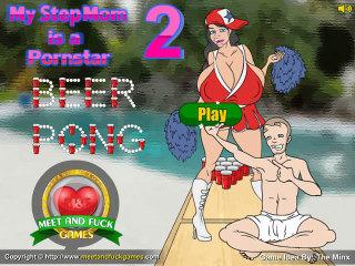 My StepMom's a Pornstar 2: Beer Pong