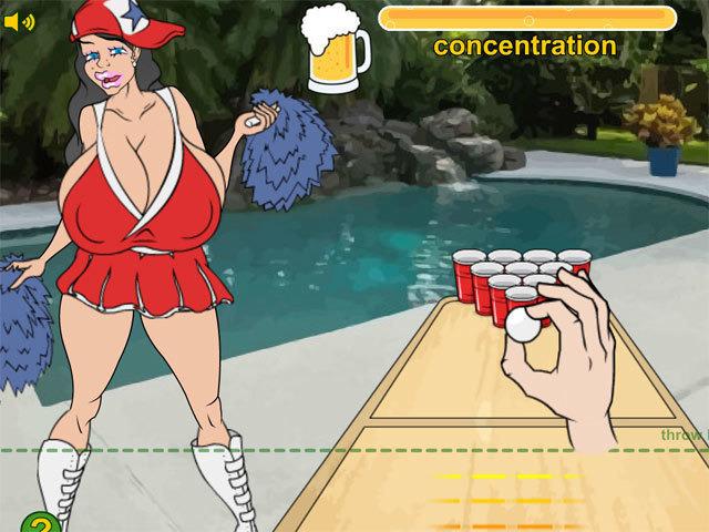 My StepMom's a Pornstar 2: Beer Pong small screenshot - number 3