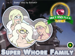 Super Whore Family