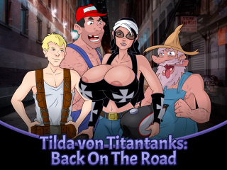 Tilda von Titantanks: Back On The Road 1
