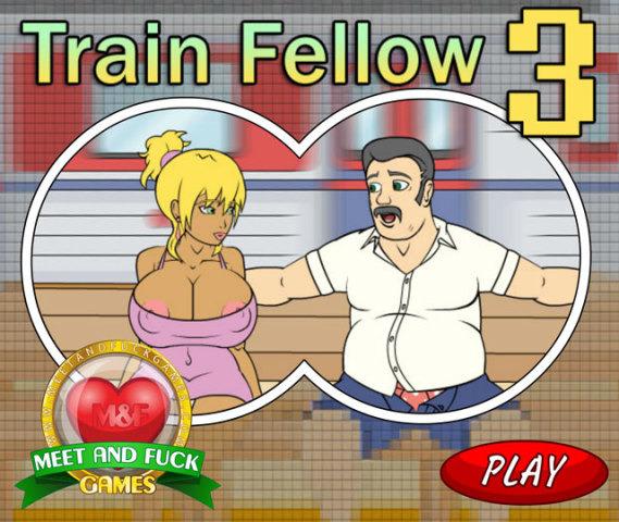 Meet and fuck train fellow